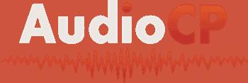 AudioCP – Shop Logo