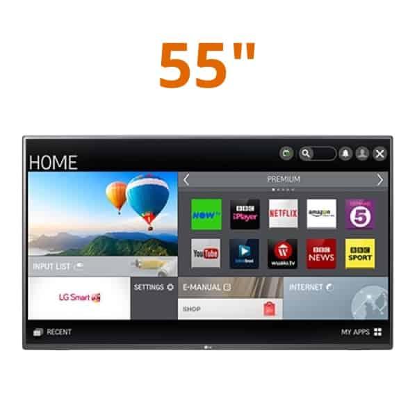 55-smart-tv-hire