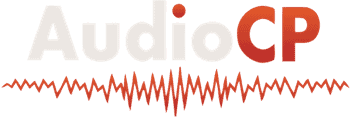 AudioCP Logo