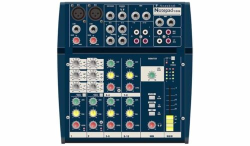 soundcraft-notepad-hire